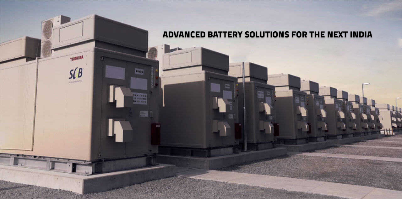 Advanced Battery Solutions For The Next India