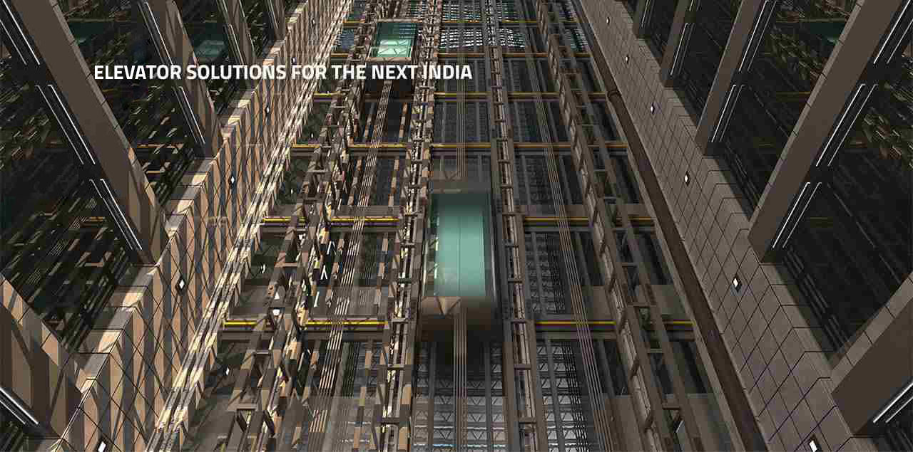 Elevator Solutions For The Next India
