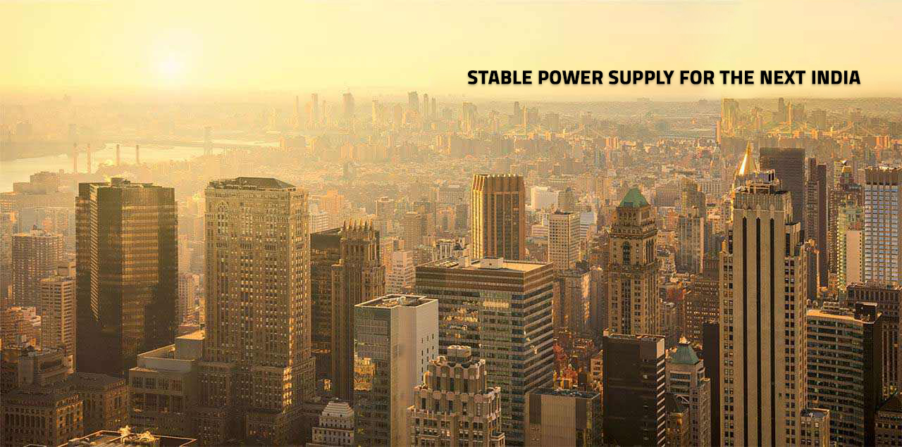 Stable Power Supply For The Next India
