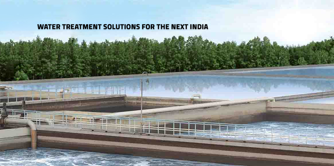 Water Treatment Solutions For The Next India